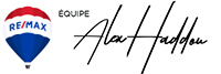 Alex Haddou | Courtier immobilier | REMAX 2001